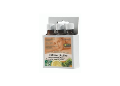 Lot aromatique Active
