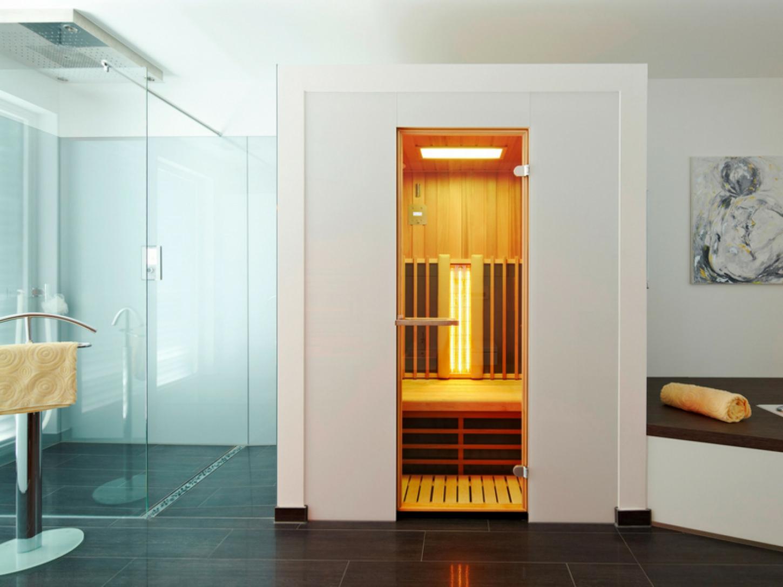 Cabine De Sauna Prix cabine infrarouge : avantages, prix et l'utilisation