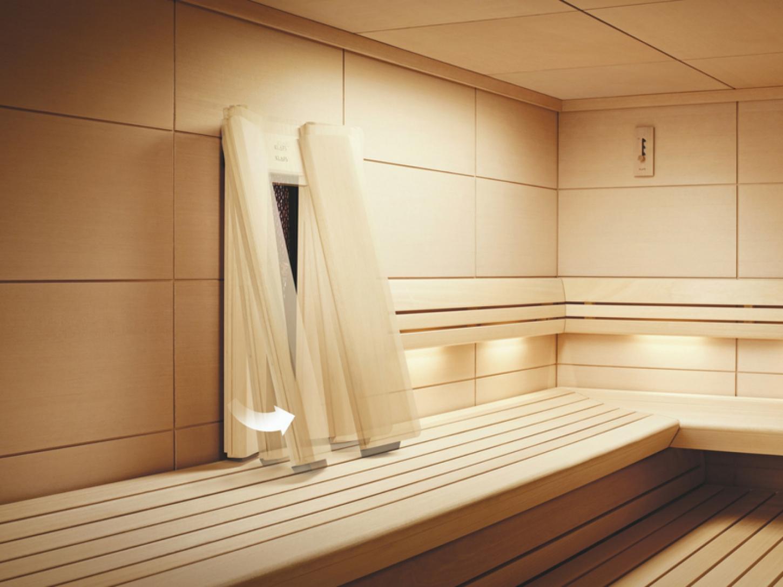 Hedendaags Infraroodsauna: sauna en infraroodcabine in één VO-81