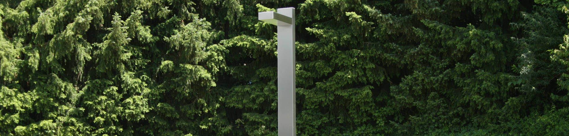 douches ext rieures les plus belles douches de jardin chez gervi. Black Bedroom Furniture Sets. Home Design Ideas